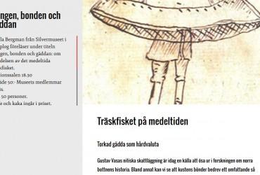 Föreläsning Piteå museum